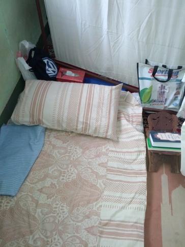 My Itekaaf space
